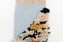 weaving / wall hangings / carpets