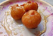 Asiatischer Nachtisch