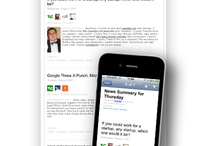Creating and curating online newspapers