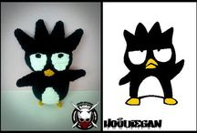 Hoodiegan stuffed dolls/animals