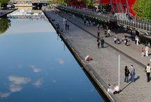 Parc de la Villette / Bernard Tschumi