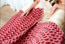 Crocheting / by Tanya Arnold