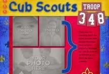 Scout Scrapbook Ideas