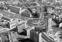 Ernst-Reuter-Platz / by Hermann Hartenthaler