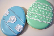 Easter Crafts/Recipes / #Easter #Eggs #crafting #spring #pinningparty