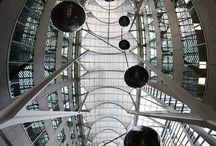Architecture atrium