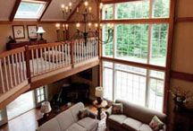 House inspiration / by Marcia Webster