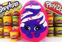 Easter surprise egg