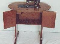 Singer Featherweight Machines & Vintage Machines