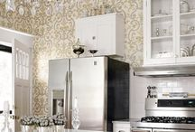 Kitchen Inspiration  / by Kelsey Graham