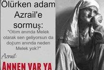 ANNELER MELEKTİR..