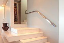 schody i salon