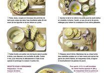 cooking / recettes cuisine