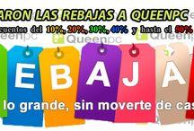 Queenpc en Rebajas! / Las mejores ofertas en tecnología.  http://www.queenpc.com