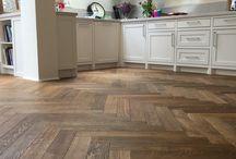 Strada parquet flooring