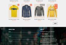 Premium Web Designs / All designs I like for future websites