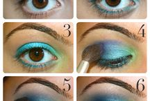 Make Up Ideas / by Jamie Thibodeaux