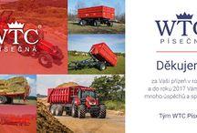 WTC Písečná #ceskytrucker #agromachinery / WTC Písečná je tradiční český výrobce zemědělské a komunální techniky.