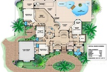 House Plans / by Kathleen Whatley