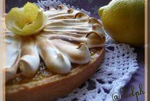 Les tartes sucrées / Tartes aux fruits, au chocolat...Miam