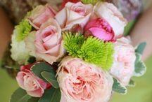 Pink and Lime Wedding Inspiration