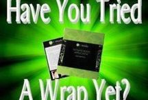 It Works Body Wraps / Firm Tighten, Tone in as little as 45 minutes!   https://unstoppablewrapteam.myitworks.com/Home