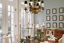 Dinning Rooms  / by Roxane Farrar