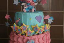 Elmo & Abby cadabby Birthday party