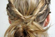 Hair Ideas / by Ashley Williams