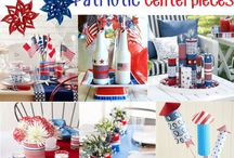 Fourth of July / Ideas for celebrating the Fourth of July