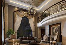 Art Deco Style ... / by Michelle Gardner