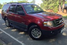 2007 Ford Expedition XLT SUV For Sale at The Auto Finders Dealership in Durham NC
