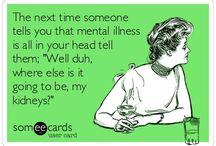 Mental Illhealth