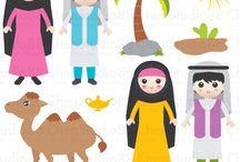 Arabie- staty