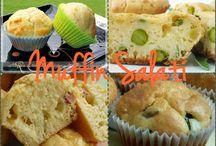 [FORUM] - Muffins Salati / Una selezione di ricette facili e veloci, originali e del riciclo, tutte accomunate da uno stampo per muffins e ingredienti salati!