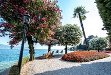 Villa Feltrinelli views of Lake Garda / Beautiful & scenic views of Lake Garda