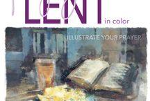 Praying Lent 40-Day Challenge