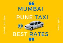 Best Mumbai Pune Taxi Services lowest rates online