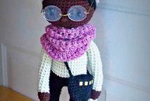 natural hair and crochet