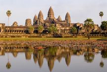 """1000 Places to See Before You Die - Southeast Asia / Based on the book """"1000 Places to See Before You Die,"""" or as I call it - my travel bucket list"""