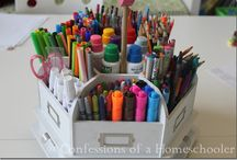 Homeschool Organizing
