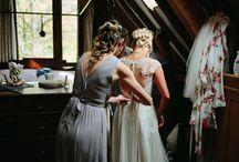 MWF | Bridal Getting Ready Shots