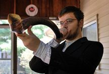 Rosh HaShanah, Elul, and the Year of Jubilee / Tonight, the sounding of the shofar (ram's horn) will herald in Rosh HaShanah (the New Year). It may also herald the Yovel (Year of Jubilee).