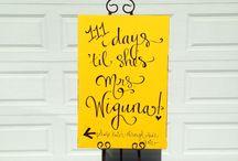 shower/wedding planning / by Autumn Konkel