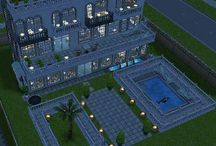 The sims free play houses