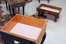 caixóns reciclados