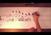 Music and Art Integration