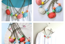 handmade jewelry creations / by Betty Wong