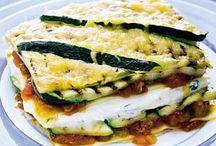Vegetarisce gerechten
