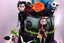 A midsummer nightmare / Ideas for my Tim Burton themed 21st
